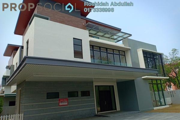 For Sale Bungalow at Long Branch Residences @ HomeTree, Kota Kemuning Leasehold Unfurnished 6R/7B 2.79m