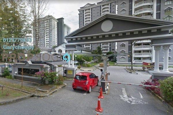For Sale Condominium at Endah Villa, Sri Petaling Freehold Semi Furnished 3R/2B 360k