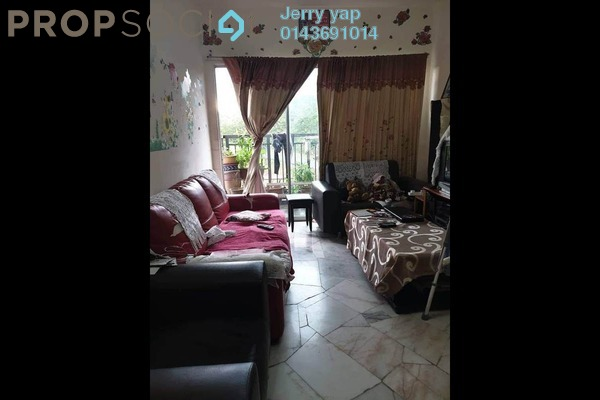 For Sale Apartment at Desaminium Rimba, Bandar Putra Permai Freehold Semi Furnished 5R/3B 310k