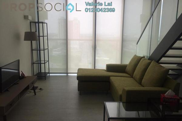 For Rent SoHo/Studio at One City, UEP Subang Jaya Freehold Fully Furnished 1R/1B 1.8k