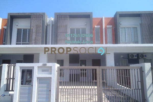 For Sale Link at Setia EcoHill 2, Semenyih Freehold Semi Furnished 4R/3B 488k