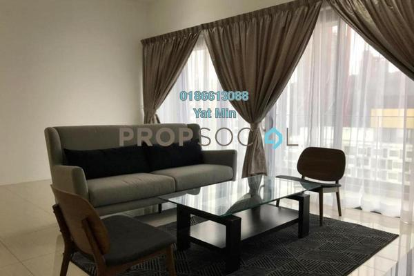 For Rent Condominium at Reflection Residences, Mutiara Damansara Freehold Fully Furnished 4R/4B 5.5k