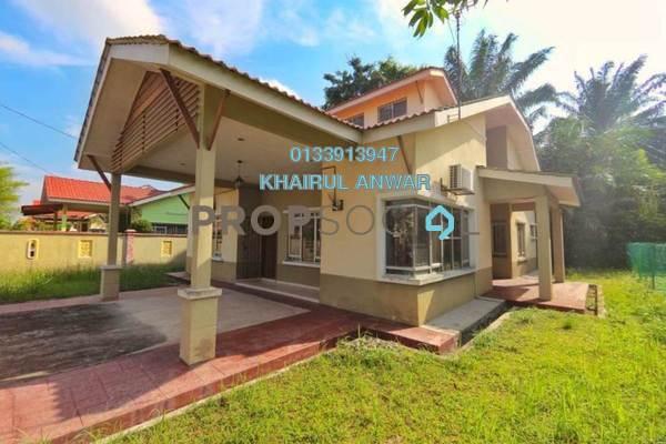 For Sale Bungalow at Taman Indah KLIA, Sepang Freehold Unfurnished 4R/3B 550k