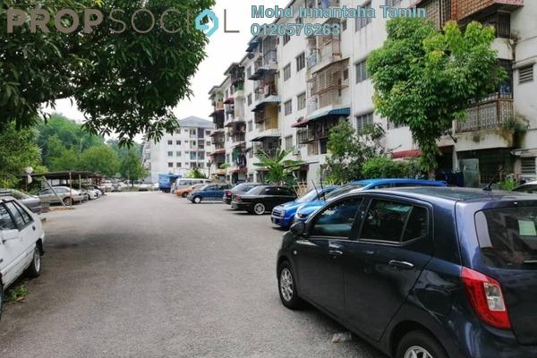 For Sale Apartment at Taman Bukit Mewah, Kajang Freehold Unfurnished 2R/1B 100k