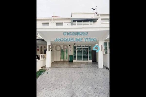 For Sale Terrace at LaVille, Bandar Tun Hussein Onn Freehold Semi Furnished 4R/4B 980k