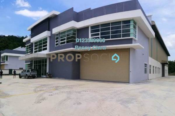 For Sale Factory at Semenyih Hi-Tech Industrial Park, Semenyih Freehold Semi Furnished 0R/0B 7.5m
