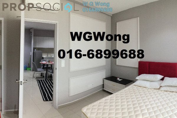 For Rent Serviced Residence at Hyde Tower, Shah Alam Freehold Fully Furnished 1R/1B 1.25k