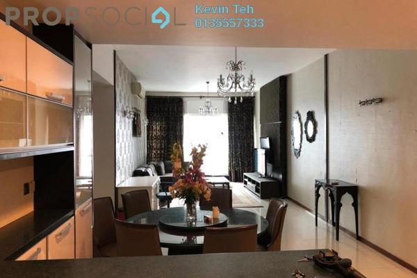 For Rent Condominium at Suasana Sentral Loft, KL Sentral Freehold Fully Furnished 3R/2B 4.5k