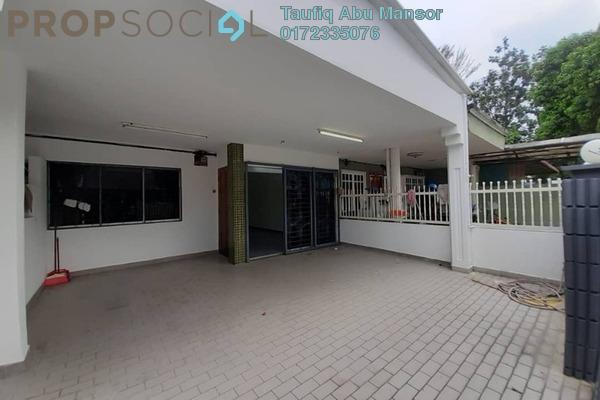 For Sale Terrace at Pandan Perdana, Pandan Indah Freehold Unfurnished 3R/2B 517k