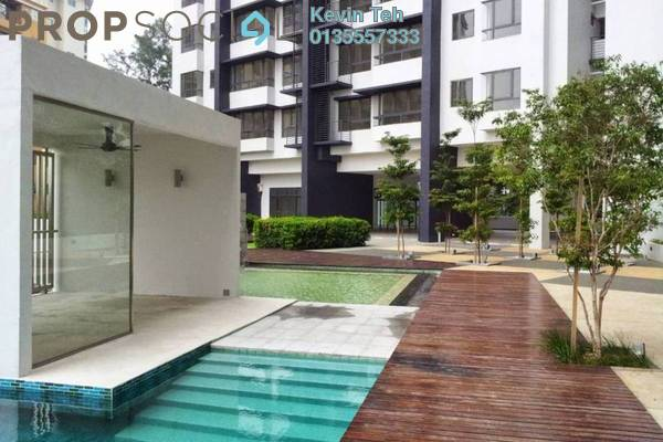 For Rent Condominium at Residence 8, Old Klang Road Freehold Fully Furnished 2R/3B 1.1k