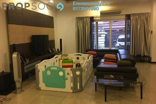 For Sale Terrace at Sunway SPK Damansara, Kepong Freehold Semi Furnished 4R/4B 1.65m