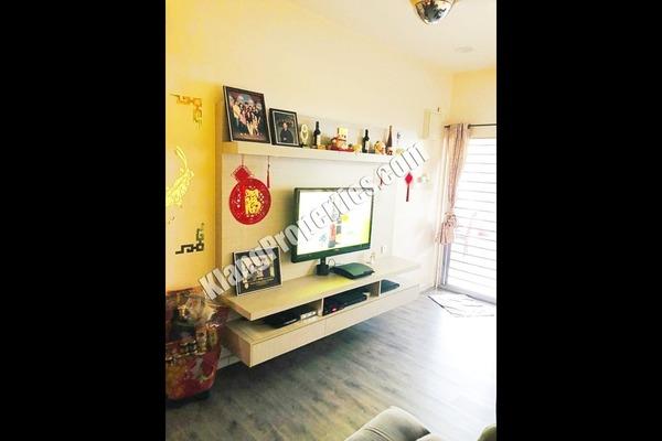 For Sale Terrace at Taman Pendamar Indah 1, Port Klang Freehold Fully Furnished 3R/2B 430k