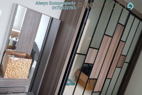For Rent Condominium at Skypod, Bandar Puchong Jaya Freehold Fully Furnished 2R/2B 1.45k