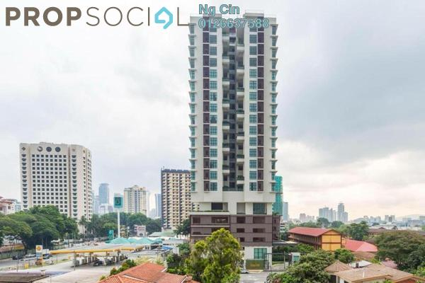 For Rent Condominium at Damai 88, Ampang Hilir Freehold Semi Furnished 2R/2B 3.8k