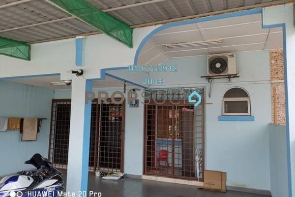 For Sale Terrace at Taman Mawar, Bandar Puchong Jaya Freehold Unfurnished 3R/2B 499k