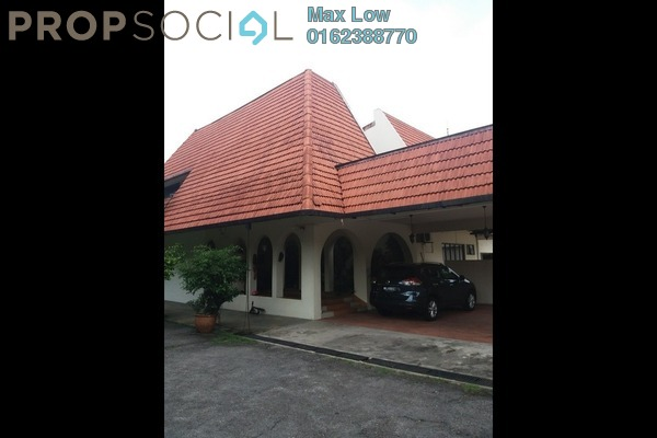 For Rent Bungalow at Taman Duta, Kenny Hills Freehold Semi Furnished 5R/5B 20k