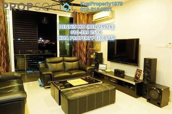 For Sale Condominium at The Tropics Condominium, Kuching Freehold Fully Furnished 3R/3B 868k