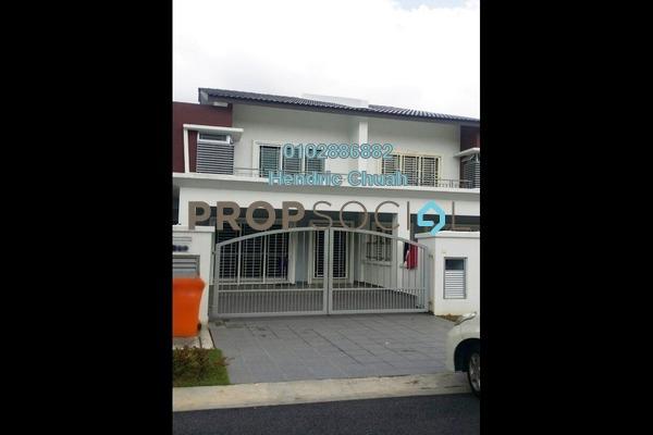 For Sale Link at Santana, Seremban 2 Freehold Semi Furnished 4R/3B 528k