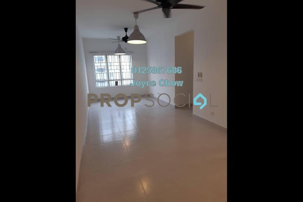 For Sale Apartment at Seri Intan Apartment, Setia Alam Freehold Unfurnished 3R/2B 295k