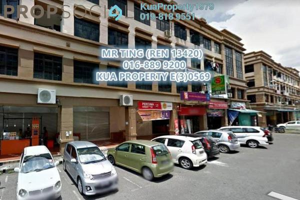 For Rent SoHo/Studio at MJC Batu Kawah, Kuching Freehold Unfurnished 0R/0B 2.5k