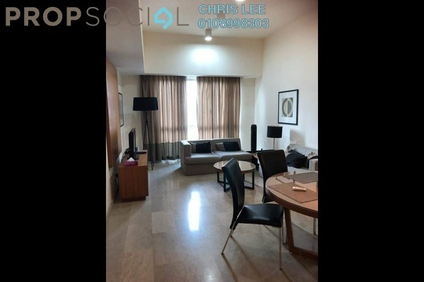 For Rent Condominium at myHabitat, KLCC Freehold Fully Furnished 2R/1B 3k