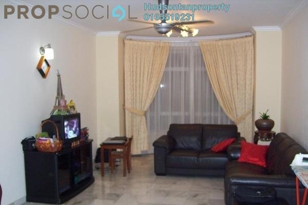 For Sale Condominium at Endah Puri, Sri Petaling Freehold Semi Furnished 3R/2B 460k