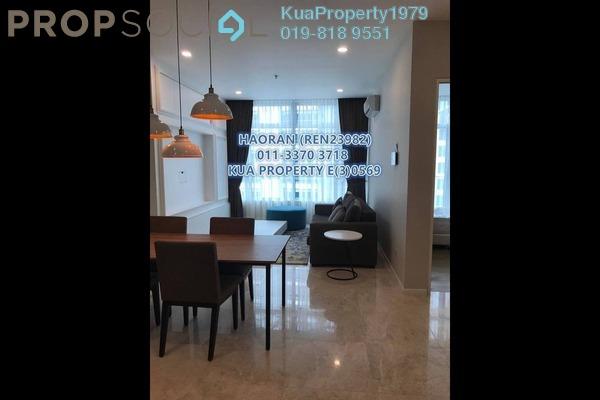 For Sale Condominium at The Manhattan, Bukit Ceylon Freehold Unfurnished 2R/2B 1.5m