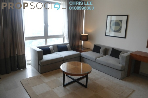 For Rent Condominium at myHabitat, KLCC Freehold Fully Furnished 1R/1B 2.6k