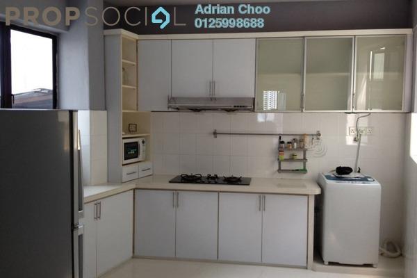 For Rent Condominium at Villa Batu Bukit, Tanjung Tokong Freehold Fully Furnished 3R/2B 1.6k