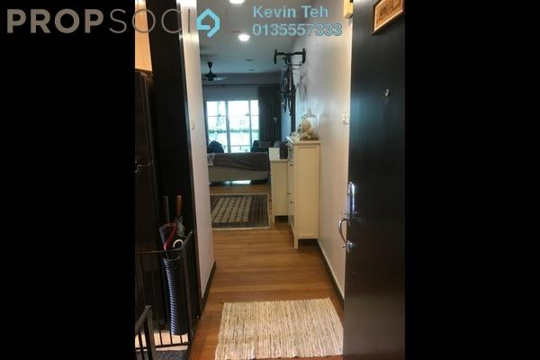 For Rent Condominium at Hartamas Regency 2, Dutamas Freehold Semi Furnished 3R/3B 3k
