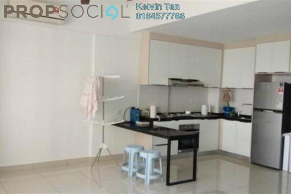 For Rent Condominium at Tropicana Bay Residences, Bayan Indah Freehold Fully Furnished 0R/1B 1.3k