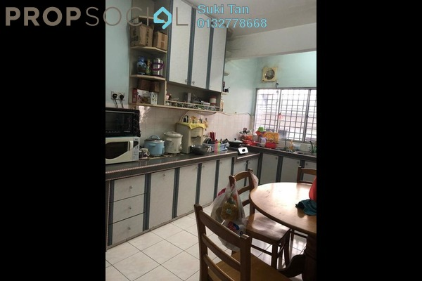 For Sale Terrace at Taman Selayang Utama, Selayang Freehold Semi Furnished 4R/3B 650k
