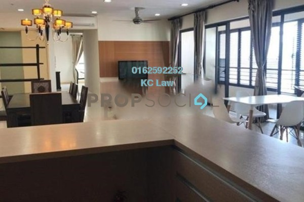 For Rent Condominium at Ameera Residences, Petaling Jaya Freehold Fully Furnished 5R/5B 5.7k