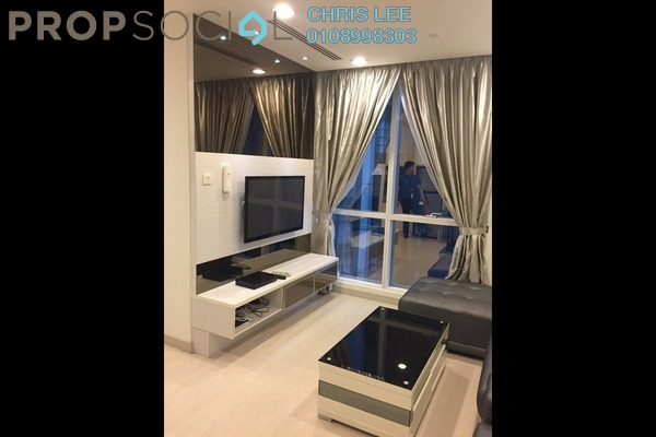 For Rent Condominium at Binjai 8, KLCC Freehold Fully Furnished 2R/2B 3.7k
