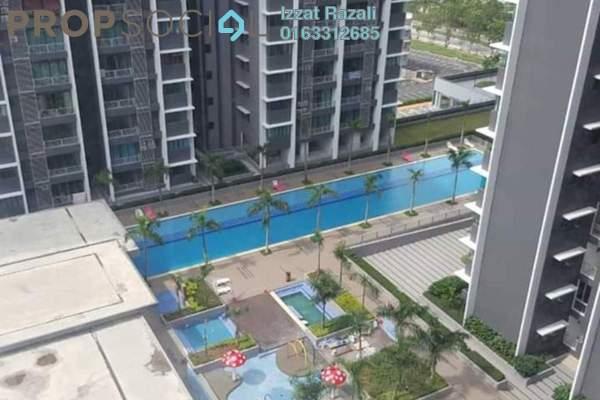 For Sale Condominium at Bandar Puteri Bangi, Kajang Freehold Semi Furnished 4R/3B 510k