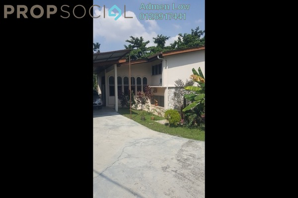For Rent Bungalow at Ukay Heights, Ukay Freehold Semi Furnished 5R/4B 5k