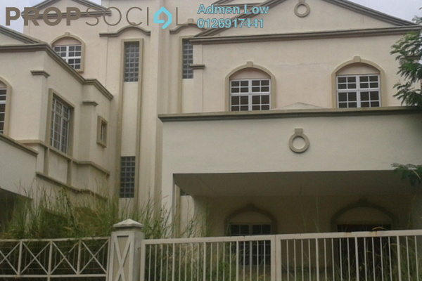 For Sale Semi-Detached at Ukay Perdana, Ukay Leasehold Unfurnished 5R/4B 1m