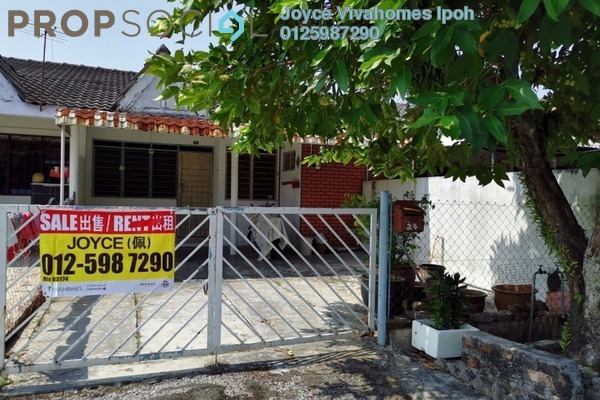 For Sale Terrace at Taman Seri Rapat, Ipoh Freehold Unfurnished 3R/2B 185k