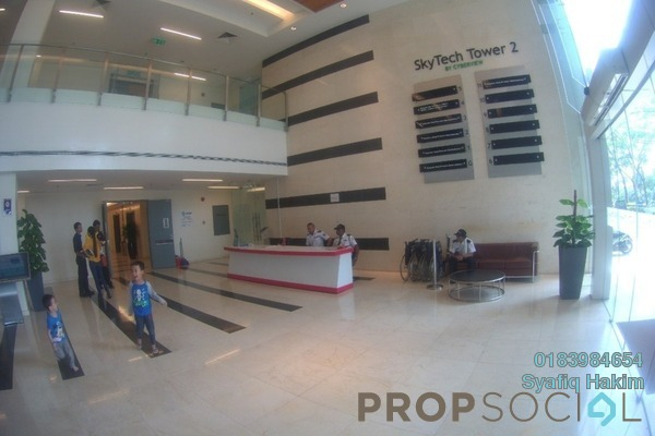 For Rent Office at MKN Embassy TechZone, Cyberjaya Freehold Unfurnished 0R/0B 73.2k