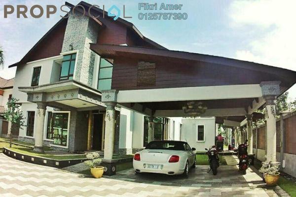 For Sale Bungalow at Bangi Golf Resort, Bandar Baru Bangi Leasehold Unfurnished 8R/8B 3.2m