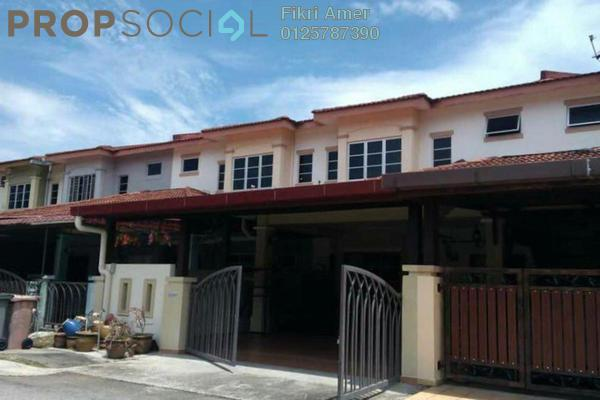 For Sale Terrace at Taman Sikamat Utama, Seremban Freehold Unfurnished 4R/3B 360k