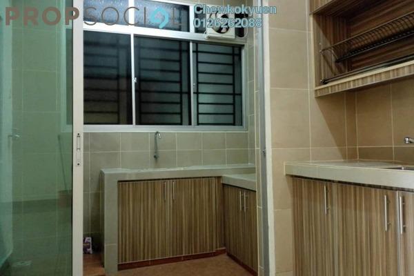 For Sale Apartment at OUG Parklane, Old Klang Road Freehold Semi Furnished 3R/2B 400k