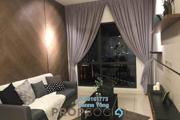 For Rent Serviced Residence at Sunway Geo Residences 2, Bandar Sunway Freehold Fully Furnished 2R/2B 3.8k