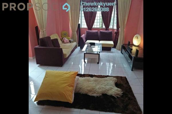 For Sale Condominium at Bukit OUG Condominium, Bukit Jalil Freehold Fully Furnished 2R/1B 268k