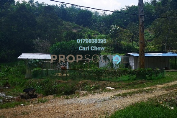 For Sale Land at Bentong Town, Bentong Freehold Unfurnished 0R/0B 1.65m