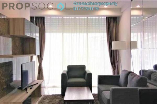 For Rent Serviced Residence at Encorp Marina, Iskandar Puteri (Nusajaya) Freehold Fully Furnished 0R/1B 1.5k