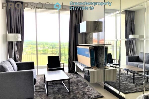 For Rent Serviced Residence at Encorp Marina, Iskandar Puteri (Nusajaya) Freehold Fully Furnished 2R/2B 2.28k