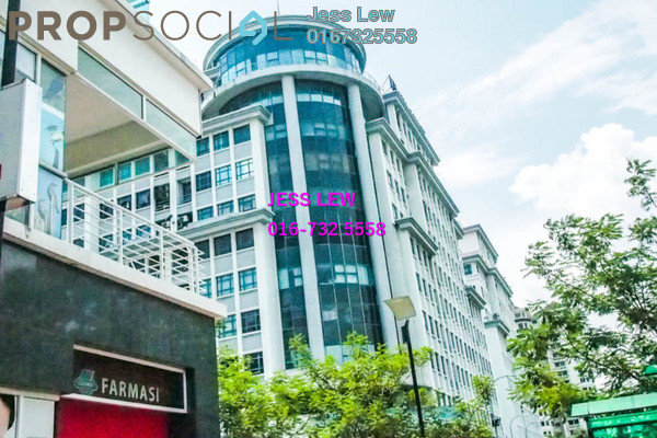 For Rent Office at Kelana Square, Kelana Jaya Freehold Semi Furnished 6R/2B 2.8k