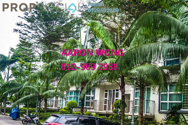 For Sale Condominium at Desa Impiana, Puchong Freehold Semi Furnished 3R/2B 330k