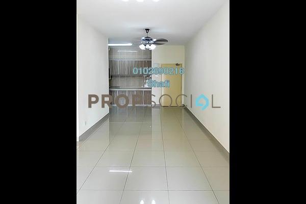 For Sale Serviced Residence at OUG Parklane, Old Klang Road Freehold Unfurnished 3R/2B 420k